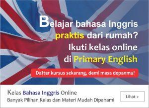 kursus bahasa inggris online termurah