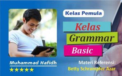 GRAMMAR BASIC